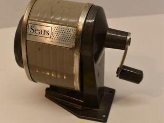 Sears Pencil Sharpener