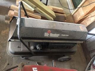 Electric Mr. Heater Bullet Heater