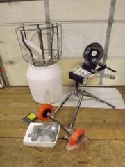 Food Safe Mixer or Cement Mixer