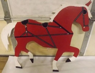 Painted Horse 4