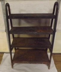 Products of Standard Oil Rack - faded
