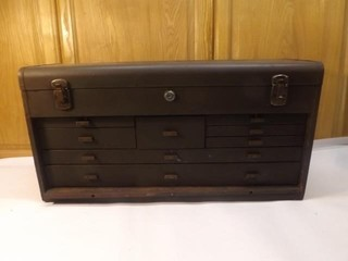 KENNEDY Toolbox with Drawers