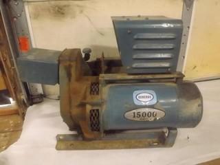 15000 Watt GENERAC Generator /has the PTO shaft