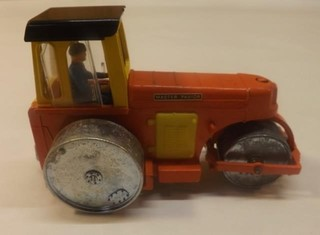 DINKY Toy Steamroller