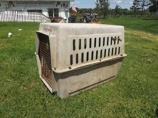 PET PORTER Animal Crate