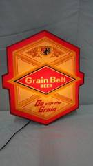 Grain Belt Light Sign