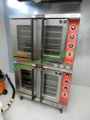Tristar Electric Convection Ovens on wheels