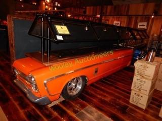 Orange Fury III Car Bar Buffet - Cold Bar
