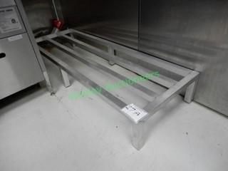 Aluminum Dunnage Rack 60