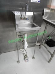 Stainless Sink with pedal