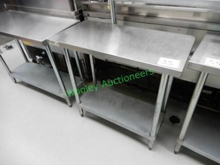 Stainless Worktable