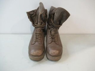 Combat Boots  ARID Region  Brown Size 7