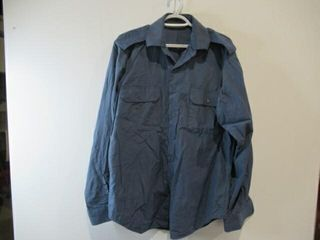2  long Sleeve Naval Combat Shirt Size 15 1 2  36