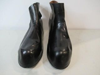 Mens Dress Rubber Overshoes Size 13