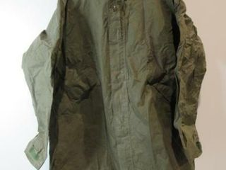 OD Green Rain Jacket Size Approx XX large