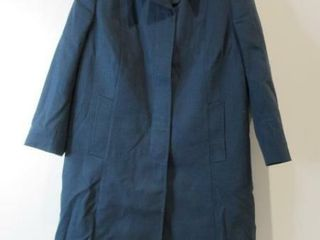 Coat  All Weather  Womens  Blue Size 20 Regular