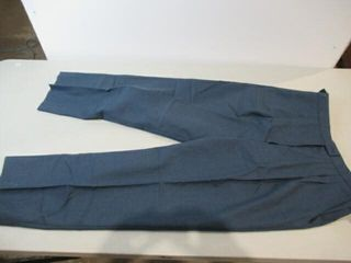 2  Pants  Womens Blue  Dress Size Approx Medium