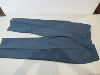 Blue Mens Dress Pants Size Small Regular