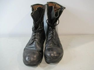Mens General Purpose Combat Boots Size 10 1 2