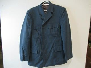 Blue Airforce Dress Jacket  Size large Tall