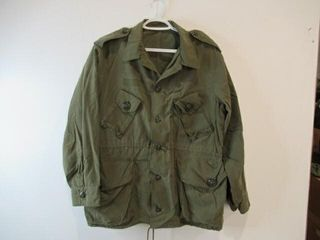 2  OD Green Combat Shirts  Size Medium Short