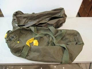 2  As Is Army Duffle Bags