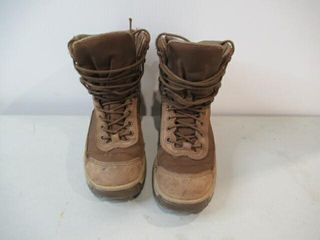 land Operation Combat Boots  Size 5