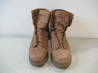 Hot Weather Combat Boots  Size 8 1 2