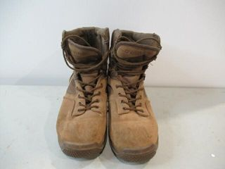 land Operations Combat Boots  Size 9 1 2