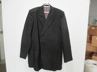 Black Navy Dress Jacket