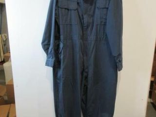 3  Pairs of Coveralls  2 Blue  1 Grey