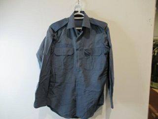 2  As Is Naval Combat Shirts  Size 14 32