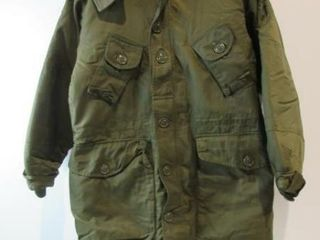 Extreme Cold Weather Combat Parka  Size 8 long Med