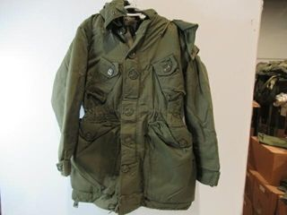 Extreme Cold Weather Combat Parka  Size 1 Short
