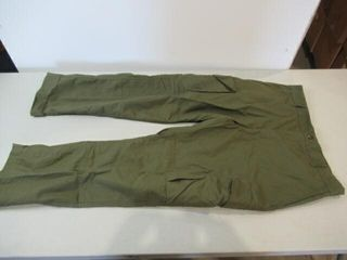 Mens Combat Pants  Size Regular Medium