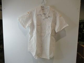 3  Short Sleeve Mens Dress Shirts  Size16