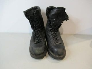 Wet Weather Combat Boots  Size 10