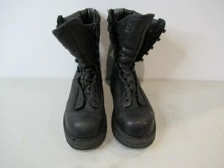 Wet Weather Combat Boots  Size 4 1 2