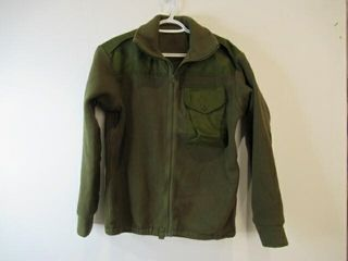2  Green Combat Sweat Shirts  Size  Short Small