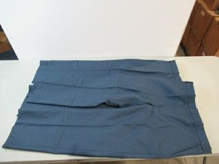 2  Mens Blue Dress Pants  Size Small Short