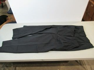 2  Mens Flame Resistant Black Work Pants