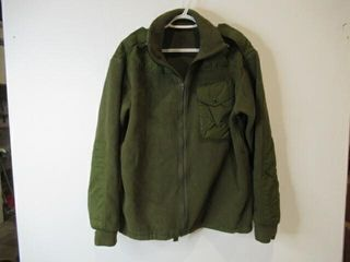 Green Combat Sweat Shirt  Size large Tall