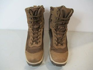 land Operations Combat Boots  Size 10 1 2