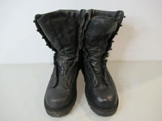 Wet Weather Combat Boots  Size 8
