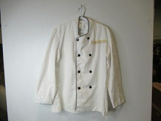 As Is Chefs Smock  Size Small