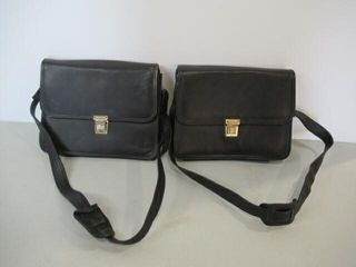 2  Womens officers Dress purses