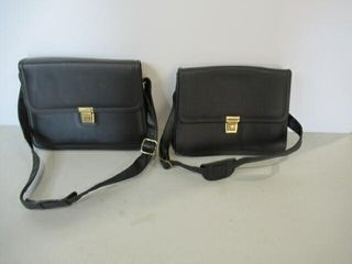 2  Womens Officer Dress Purses