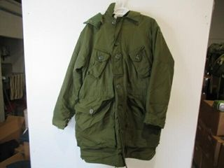 ECW Combat Parka  Size 6 Medium Regular
