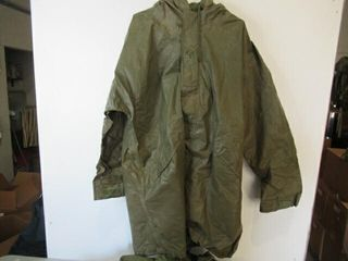 2  OD Green Rain Jackets Size Xl Tall