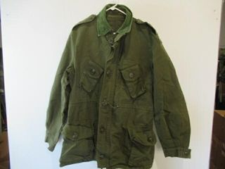 2  OD Green Combat Jackets Size 5 Regular Medium